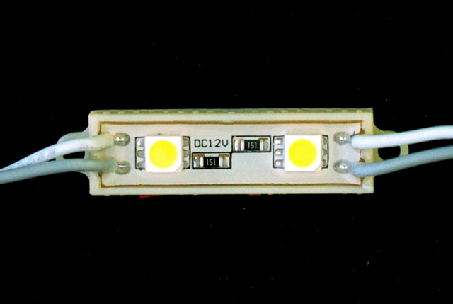 SMD 5050 2 led