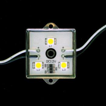 SMD 5050 3 led