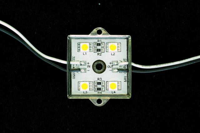 SMD 5050 4 led