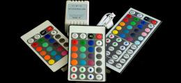 KONTROLERY, WZMACNIACZE RGB
